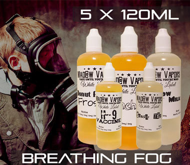 Big eJuice Bundle
