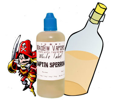 Kaptain Sperrow eJuice